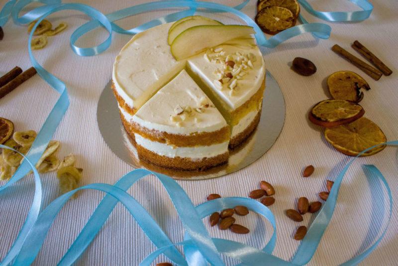 Основа ПП торта