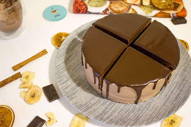 ПП-торт без муки