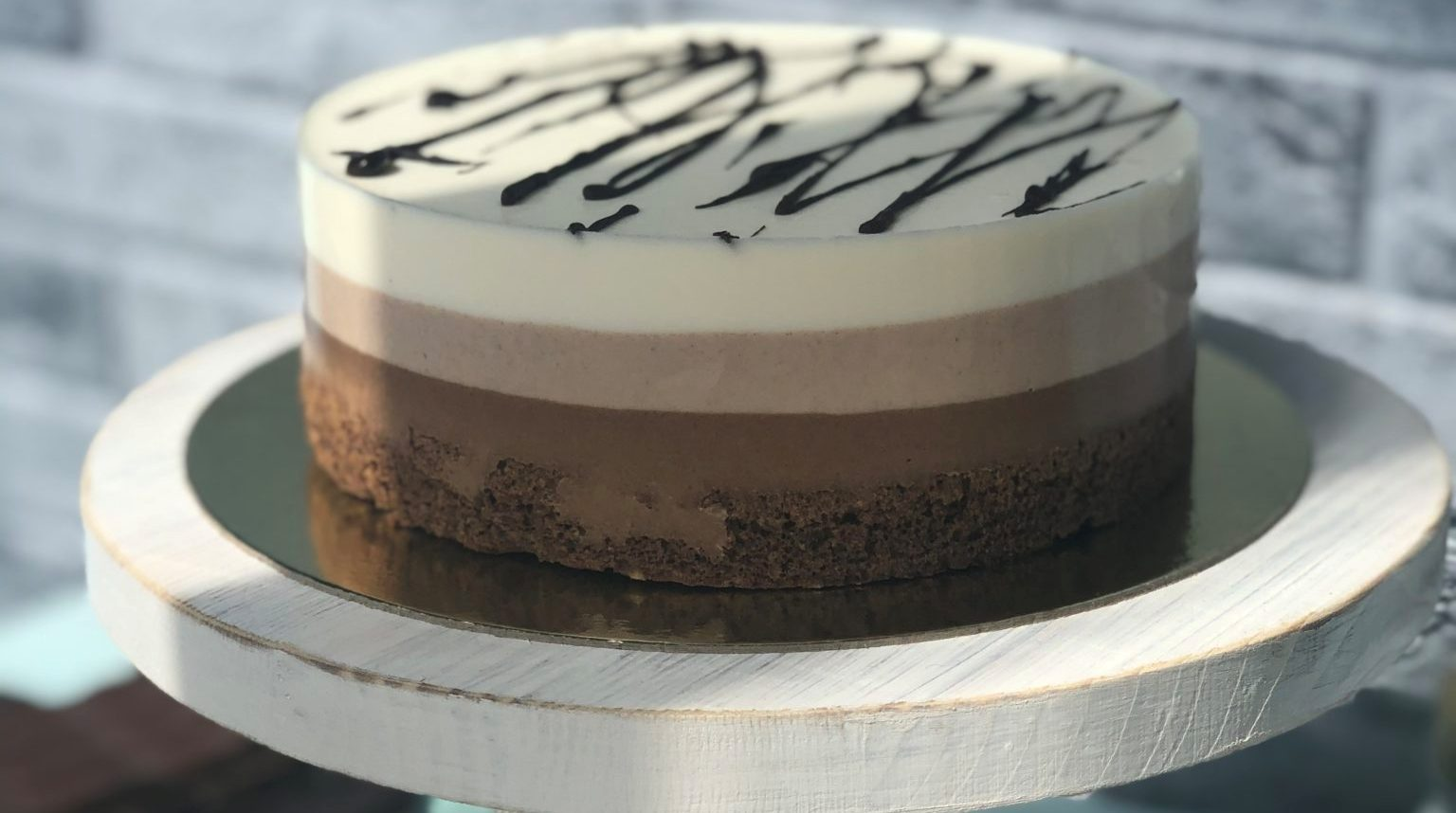 Муссовые ПП-торты